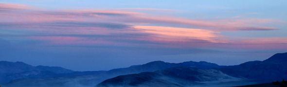 Eureka Valley Sunset