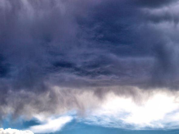 Looks like rain...