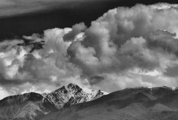 White Mountain Storm