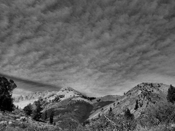 North Lake Mountains