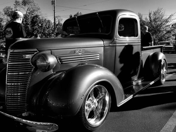 Early 1940's Chevy Truck
